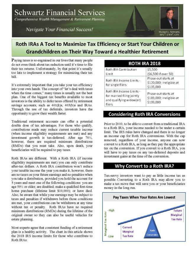 Roth IRAs - Tax Efficiency client_Page_1